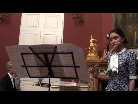 Карл Филипп Эммануил Бах - Соната для клавира ми-бемоль мажор