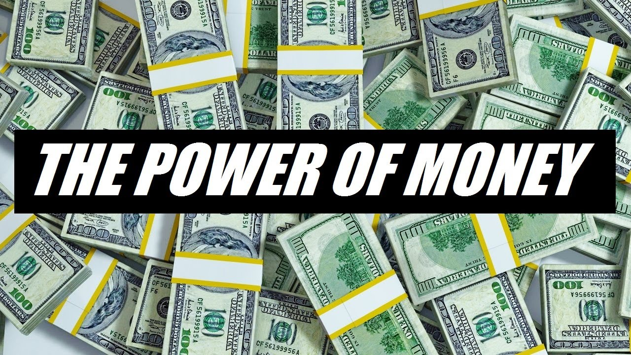 Image result for power of money