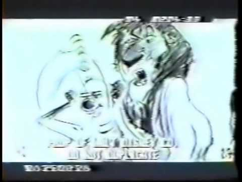 The Lion King Be Prepared Storyboard 1993 Youtube