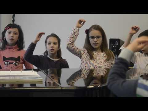 Lenguaje Musical 1º Curso, escuela integral de música de burgos