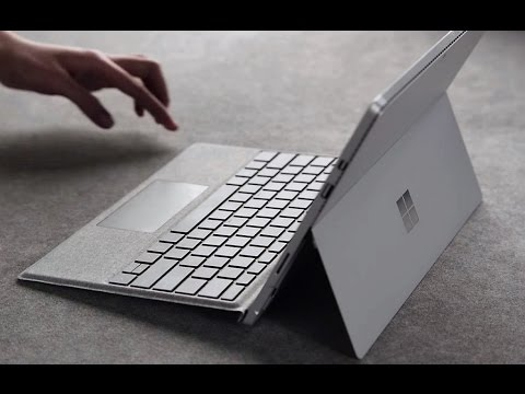 Microsoft Alcantara Type Cover: Behind the scenes