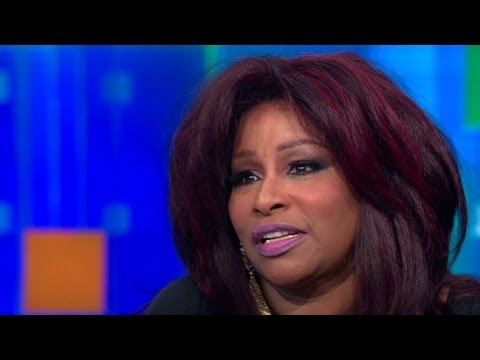 Chaka Khan, Clive Davis Party Was 'insanity'