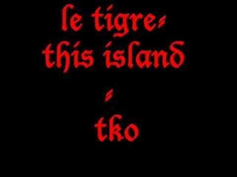 le tigre  tko