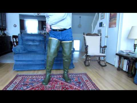 Best Way To Wear Hip Boots I