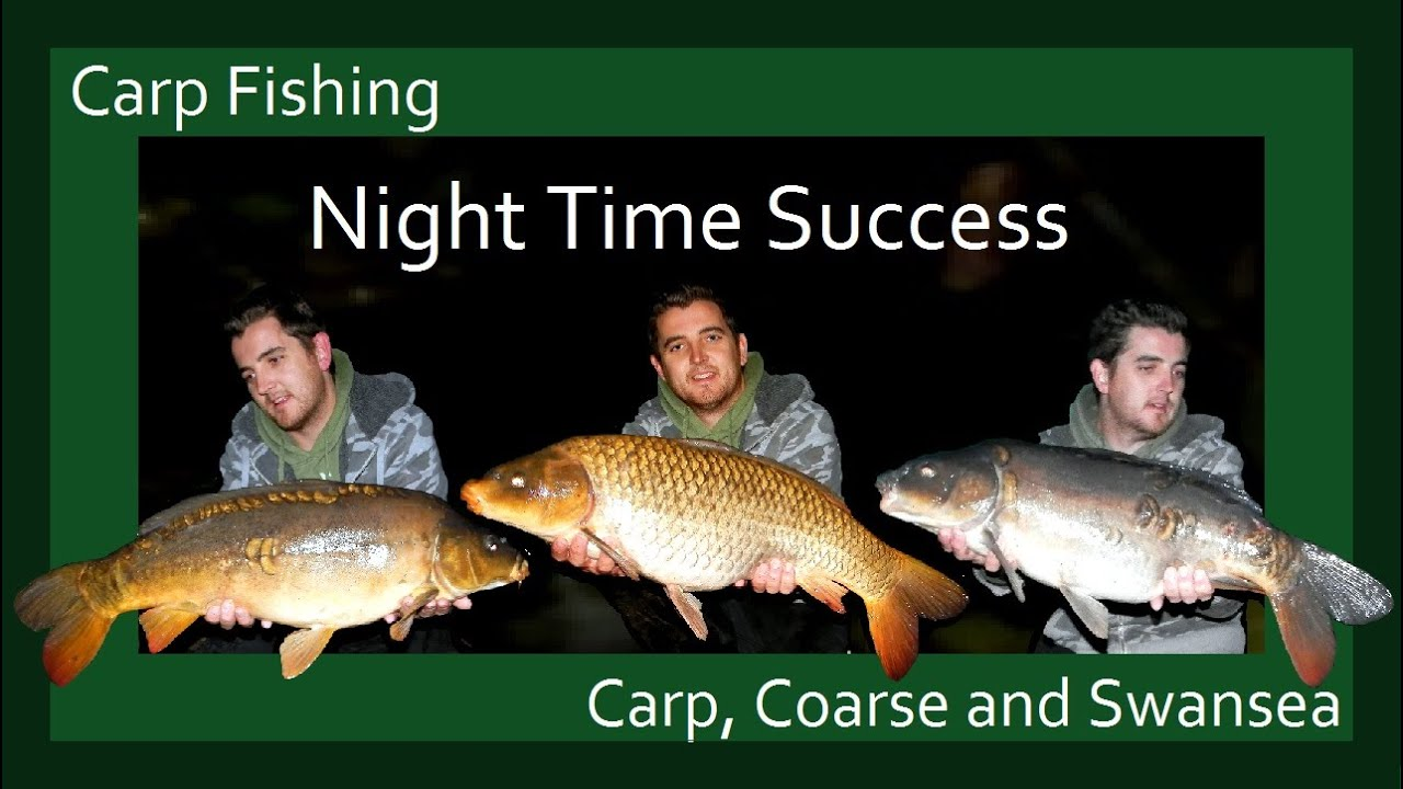 Fishing for Carp in the Night