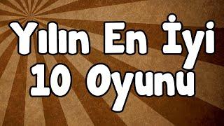 Yilin en İyİ 10 oyunu (2014)