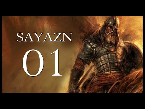Sayazn Warband Mod Gameplay Let's Play Part 1 (SPECIAL FEATURE)