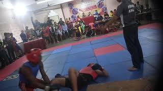 ENORMOUS MIXED MARTIAL ARTS ACADEMY (EMMA Krishna Vs ....) States level Wushu Championship in Mumbai