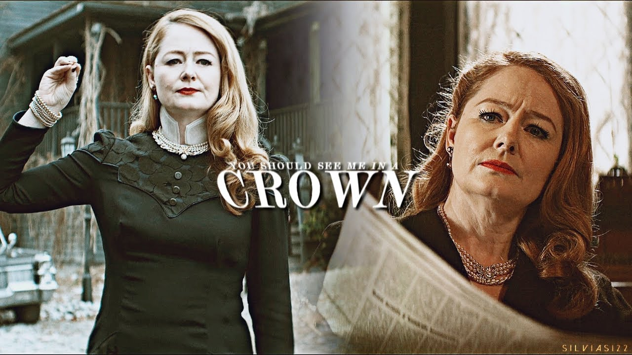 Zelda Spellman You Should See Me In A Crown Youtube