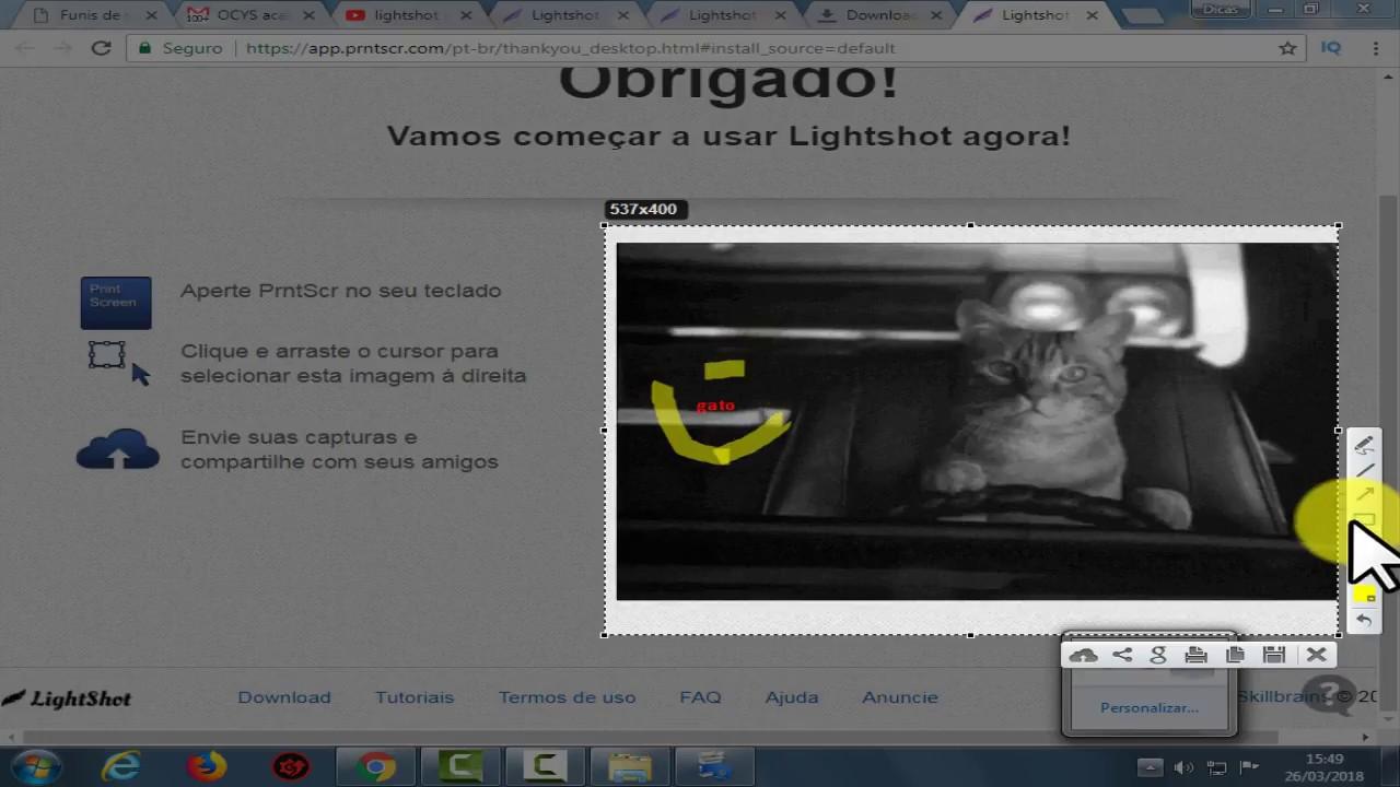 Lightshot ubuntu