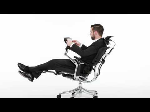 Кресло Ergohuman Plus LegPro   магазин Kedroff