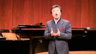 第6回「あなたのソロコンサート」のゲスト下村雅人さんの「落葉松」。 ...
