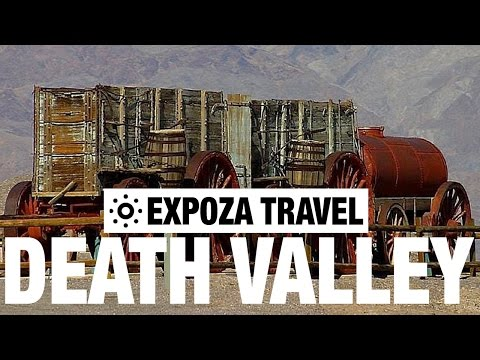 Death Valley Vacation Travel Video Guide