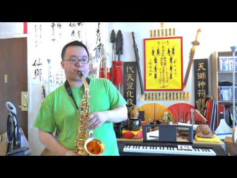 Saxophone Mute REALLY Works - Review and Lab Test