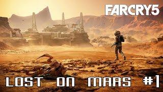 EZT LÁTNOM KELL!! XD | FAR CRY 5: LOST ON MARS DLC #PC #STARSHIPTROOPERS - 07.24.