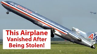How A Boeing 727 Airliner Was Stolen & Has Never Been Found