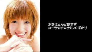 偏食が異常な意外な芸能人・モデルたち~武井咲、きゃりーぱみゅぱみゅ...