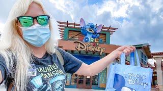 World of Disney Reopens at Disney Springs | Virtual Queue, Shopping & WDW Reopening News!
