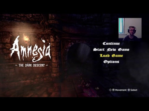 Amnesia The Dark Decent: I'm back now in HD 60 FPS {LIVE}