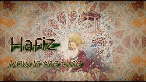 hafiz  now is the time 2