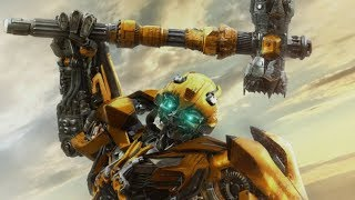 Diamond Eyes - Bumblebee Tribute - Transformers