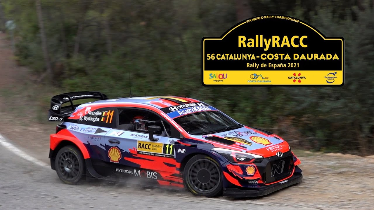 Download WRC Rally Racc Catalunya Spain 2021 | #WRC | Show & Maximum Attack