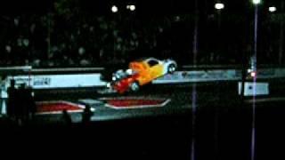 Wheel Stander dragster at Moroso Motorsports Thumbnail