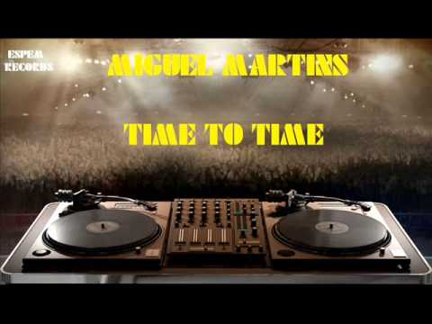 Miguel Martins - Time To Time lESPEMl