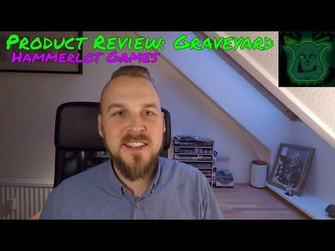 Hammerlot Games' Undead Graveyard Kickstarter REVIEW