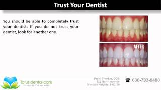 Tips while You Schedule an Appointment with Your Dentist - www.glendaleheightsdentist.com Thumbnail