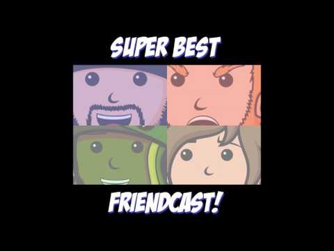 super best friendcast - Witcher author vs Metro 2033 author
