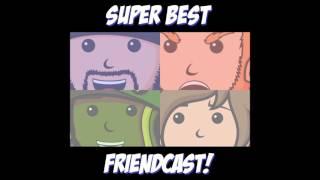 super best friendcast - Witcher author vs Metro 2033 author