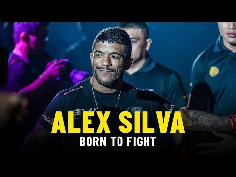 Alex Silva Was Born To Fight | ONE Feature