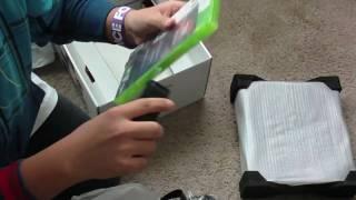 Unboxing: XBOX 360 Slim 250gb [2010 Holiday Bundle]