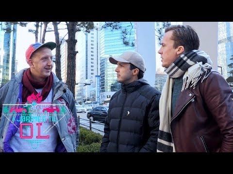 Ylvisbrødrene overrasker Magnus i SørKorea  Kjør meg til OL  TVNorge