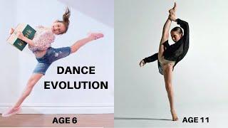 Elliana Walmsley Dance Evolution ( Age 6-11)