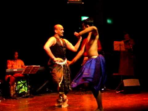 ShivaNova Video clip with dancers - Eleventh Heaven Dances.AVI