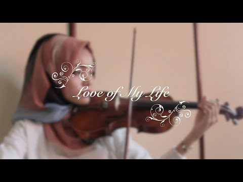 Love Of My Life (Queen) Violin Cover | Azalea Charismatic #loveofmylife #bohemianrhapsody