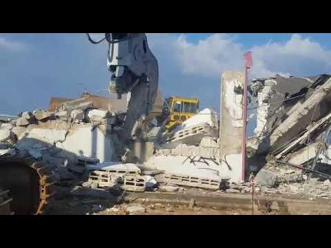 Tzivlin Eyal Demolition Israel