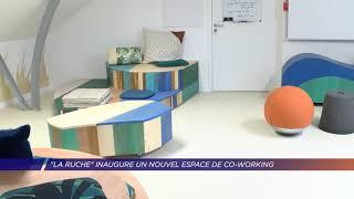 "Yvelines | ""La Ruche"" inaugure un nouvel espace de co-working"