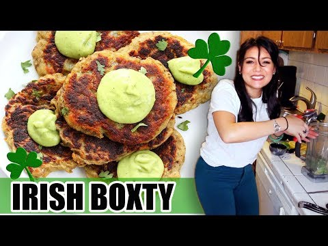 IRISH BOXTY! 🍀For St. Patrick's Day  | Tasty Tuesday