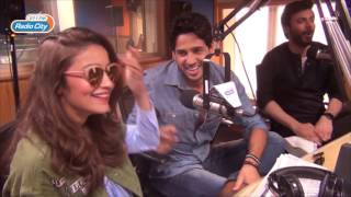 Sidharth Malhotra Mimics Alia Bhatt and Akshay Kumar at RadioCity 91.1 | Kapoor and Sons Interview