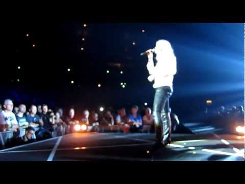 Gelredome 2012 - Ilse DeLange - Time Will Have To Wait