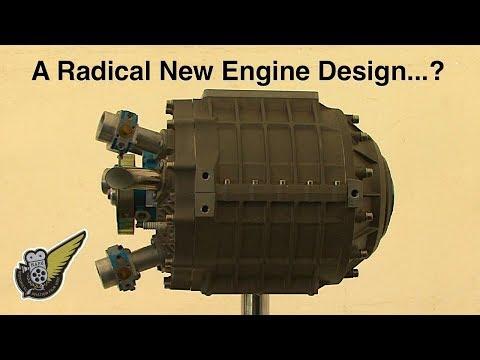 Engine: Duke 4-Stroke Axial Piston