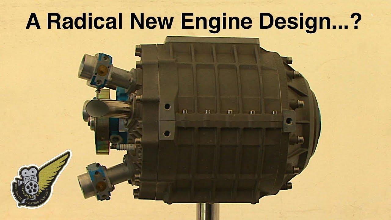 Engine  Duke 4-stroke Axial Piston