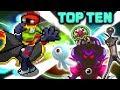 Top Ten Aliens in Video Games(2018)