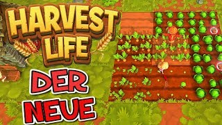 Harvest Life Gameplay German|Der NEUE|#001|Lets Play Harvest Life Deutsch