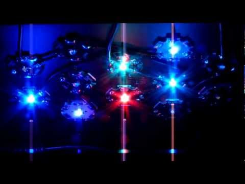 DIY Full Spectrum LED Reef Tank