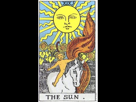Leo Solar Eclipse on August 21st, 2017--Tarot & Oracle Card Reading: Here Comes the Sun! 🌞