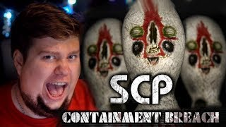 УЖАС ВЕРНУЛСЯ! - SCP: CONTAINMENT BREACH UNITY